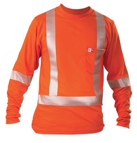 T-SHIRT L/SLEEVE EV 6.4 OZ POLARTEC® POWER DRY® FR