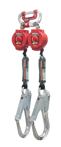 MILLER TWIN TURBOTM Fall Protection System
