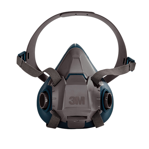 3M™ RUGGED COMFORT HALF FACEPIECE REUSABLE RESPIRATOR 6500