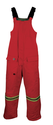 BIB OVERALL INSULATED EV 7 OZ WESTEX ULTRASOFT®