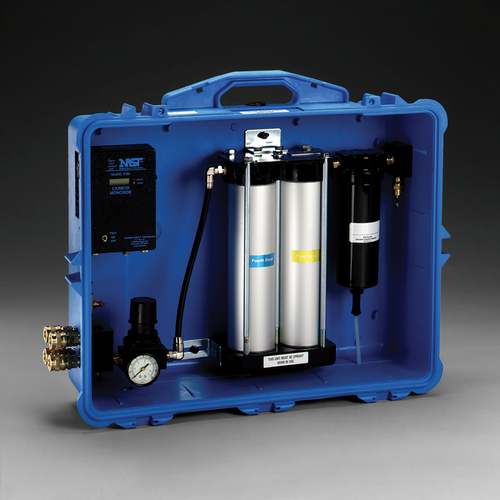 Portable Compressed Air Filter