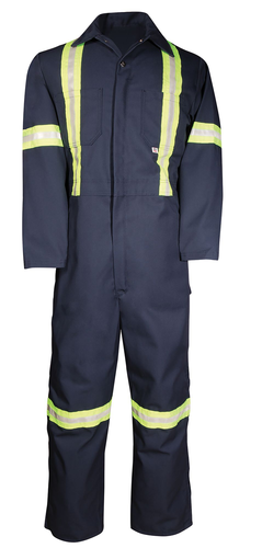 VISIBILITY DELUXE COVERALL
