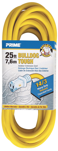 BULLDOG TOUGH EXTENSION CORDS