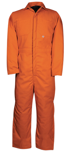 INSULATED WORK COVERALL