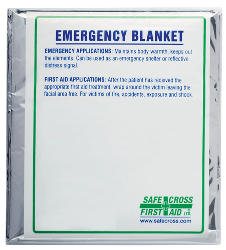 BLANKET 26297 Safecross First Aid | Confian, safety equipment